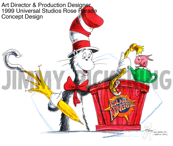 Jimmy Pickering Universal Studios Dr. Seuss Rose Parade Float 01.jpg