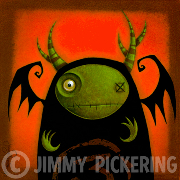 Jimmy Pickering - Evil Eye.jpg