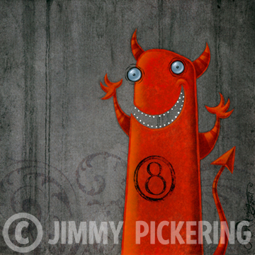 Jimmy Pickering - Happy Mr.8.jpg