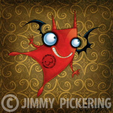Jimmy Pickering - Weeeeevil!.jpg