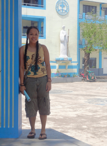 Rina Escosura has served with our organization since 2006.  She is utilizing her education to become a social worker in the Philippines in hopes to benefit children in vulnerable living conditions.