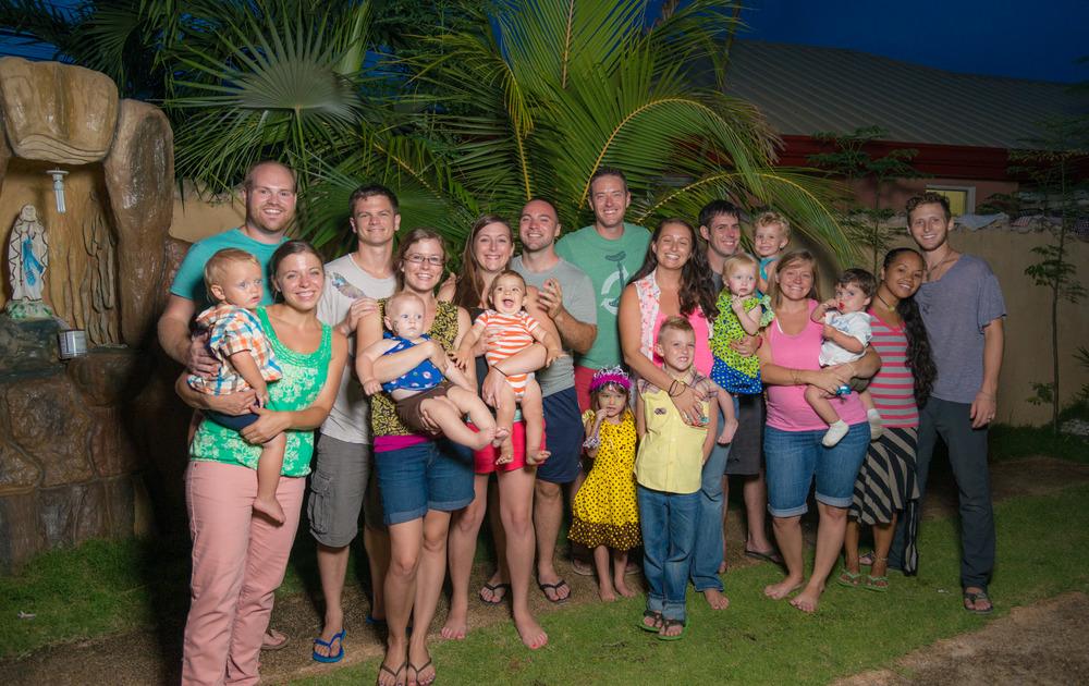 Summer 2013 SEA Team