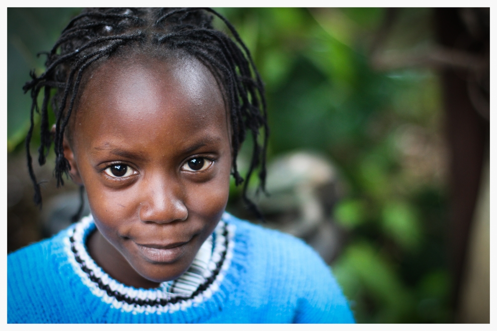 Prudence has just completed lower primary (the equivalent of 3rd grade), and is looking forward to class 4.