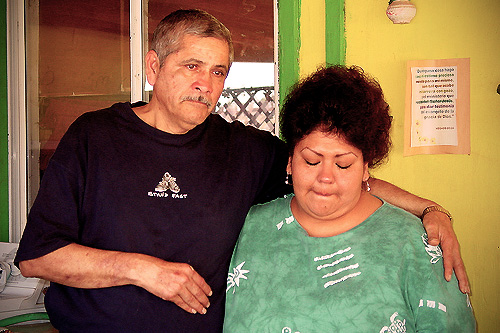 Ernesto & Pastora Santana served as both incredible hosts and mentors in the cross-cultural efforts of community service and holistic care for the poor.