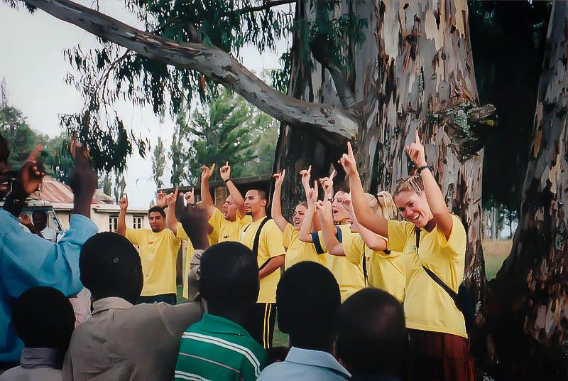 A-Team Kenya 1999