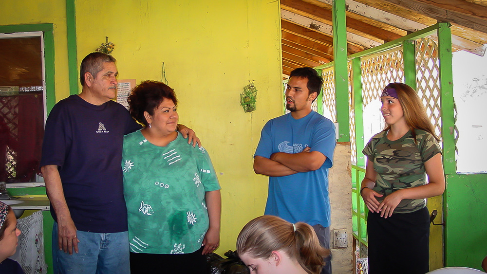 "Ernesto and ""Pastora"" Santana were both wonderful hosts and teachers for our times in Ensenada, Mexico."