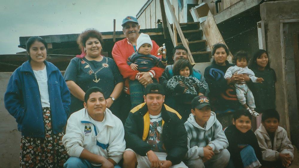 The Santana Family.