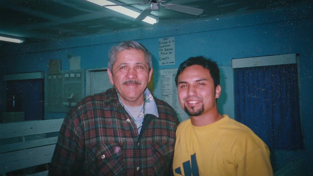 Ernesto and Gregg
