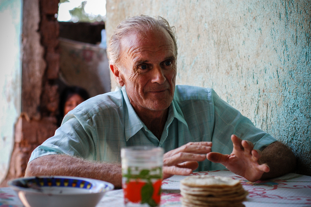 Al Anderson is a very wise man, with a lot of passion for the people of Guatemala. We love Al.