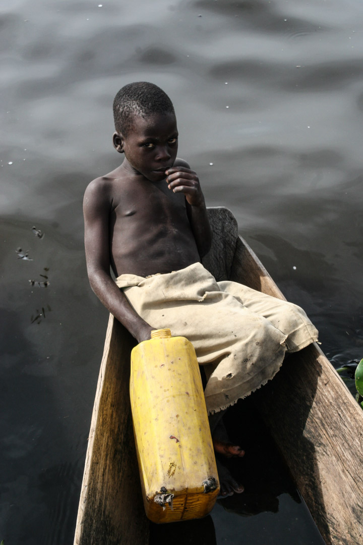 In the Nakasongola region, the lake is central to the people's livelihood. Children often become participants in getting a livelihood for their families, often missing school to do so.