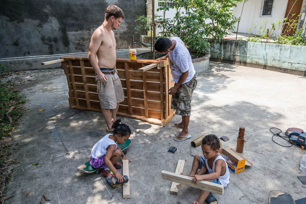 In the Summer of 2013 Jason Carpenter worked alongside the maintenance man of a non-profit organization on the Island of Luzon. The experience and friendship Jason gained during that time was invaluable.  He is developing his skill set in plumbing, in order to meet needs in South East Asia associated with sanitation, waste management, and getting people access to safe drinking water.