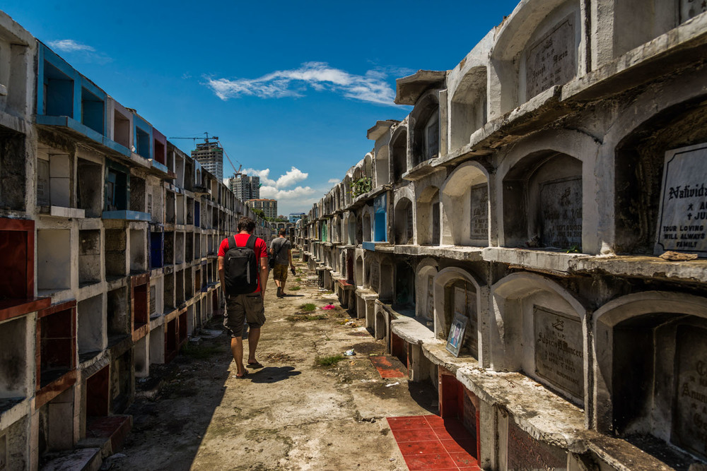 On a cemetery visit in 2013, we learned that some 240 families live here amongst the dead.  These families are in desperate need of social reintegration.