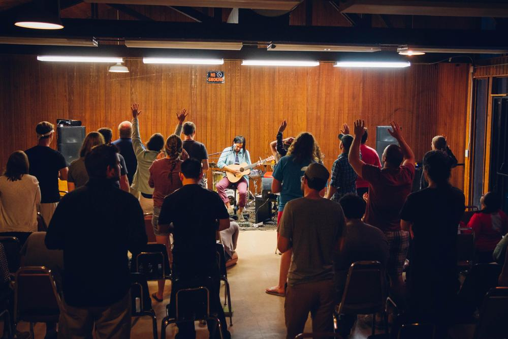 Worship happened nightly, and was interspersed with bible teaching and impactful times of prayer. The Lord's presence was very near, and evident to all participants at Direction. In our fast-paced and media-driven world, the opportunity to get away from a wifi network and focus on connecting with God proved to be just what the participants needed.