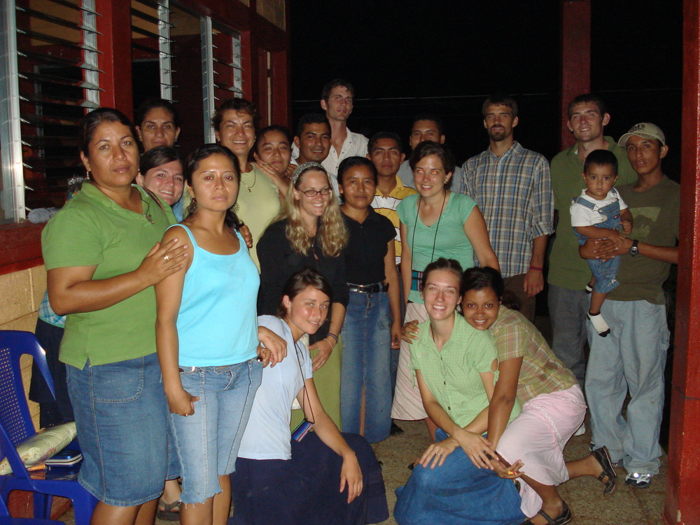 The whole Guatemala gang!