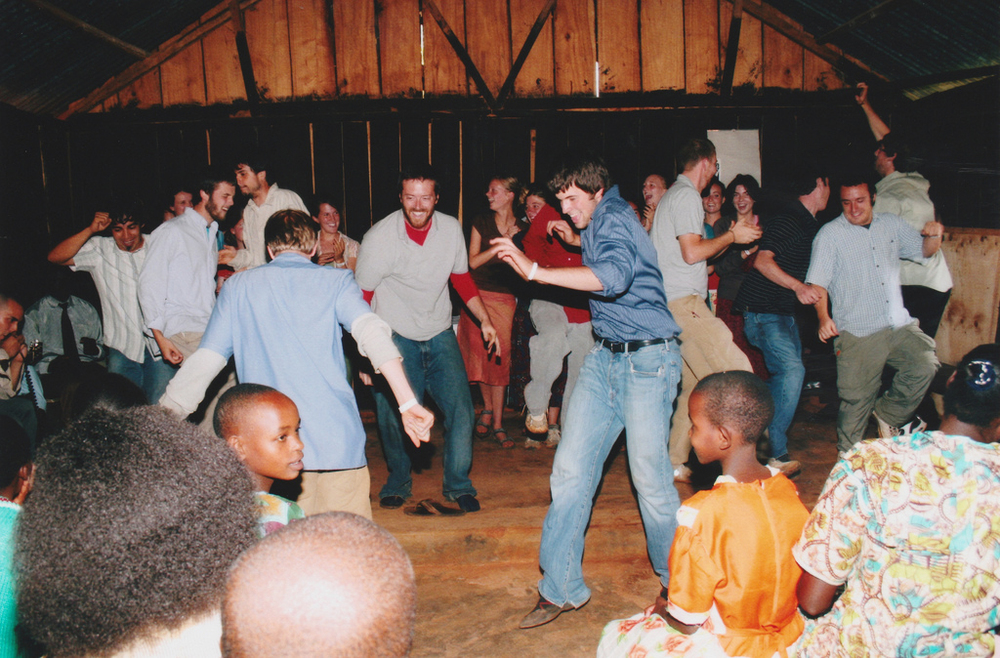 Dancing in worship is just necessary to fit in amongst believers in East Africa. Many summer interns found great freedom learning from our African friends how to truly worship, with their  body , soul and strength.