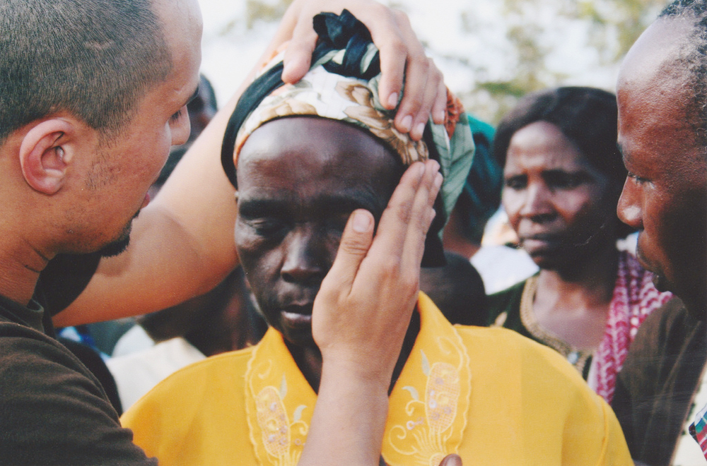 In 2005, hundreds of individuals came to hear the Bible taught.  The Lord was very present to not only transform people's minds through the Word of God, but to touch people physically so that they could find healing.