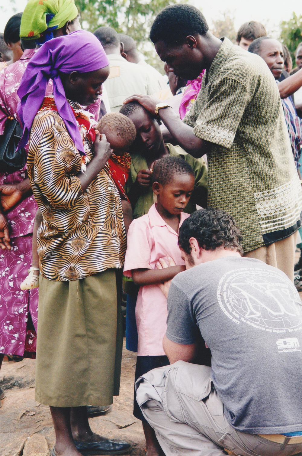 So many individuals, from grandmothers to little babies, were sick with prevailing health concerns that they could not afford to 'fix.' We believed that God could heal them, prayed for them, and watched him faithfully respond.