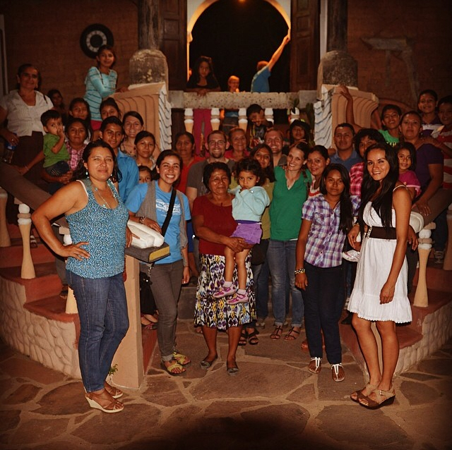 This picture was taken after a dinner banquet we hosted for our friends in El Salvador at a trip earlier this year. These are many of the precious individuals that will benefit from the conference we are offering.