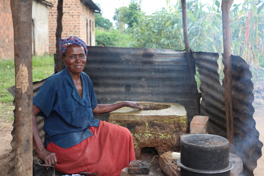 "The immersion team visited local widows, as there are many in the area. As many of them are recipients of our ""rocket stoves,"" the team checked on how they were working, whether or not they had any questions regarding use, and repaired them if needed. This kind of follow-up is necessary in introducing any new technology in the third world."