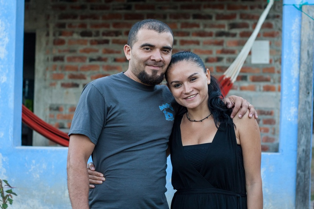 We are happy to welcome Lorena and Antonio as official cooperatives of G.O.D. in El Salvador.