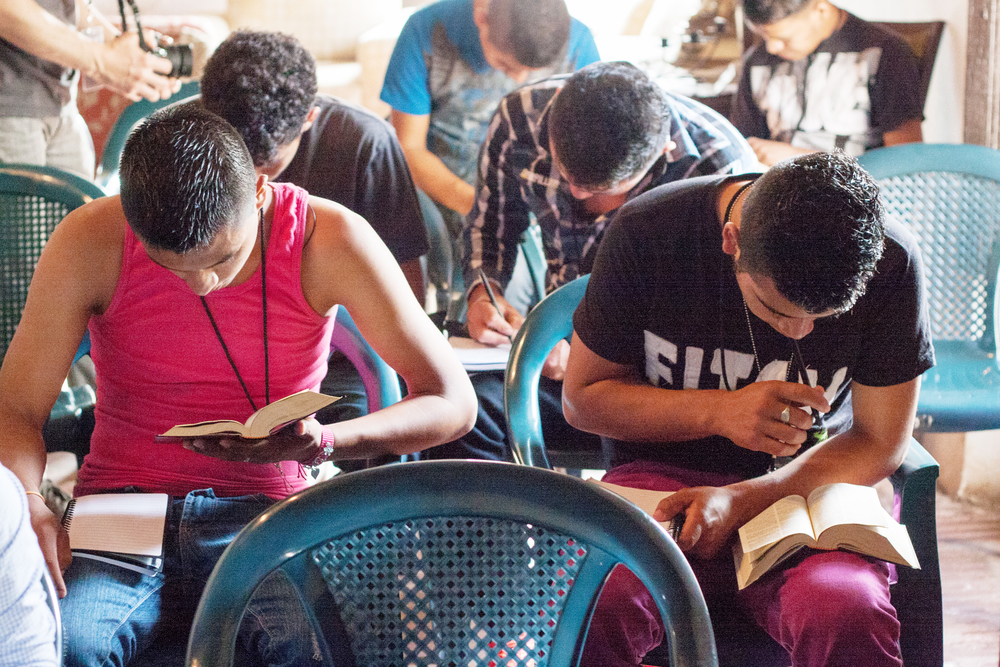 The most necessary key to youth empowerment is a biblical education. While we offer bible seminars as often as we can, training the Mejias in the Word of God themselves will offer more consistent teaching for the youth in the area.