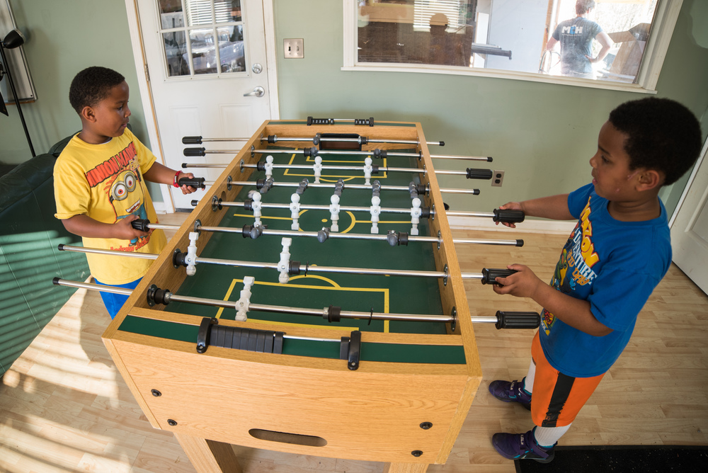 From foosball tournaments to cooking lessons, our community center serves the recreational and educational needs of our neighborhood youth. It also serves as a venue for various youth programs throughout the year.
