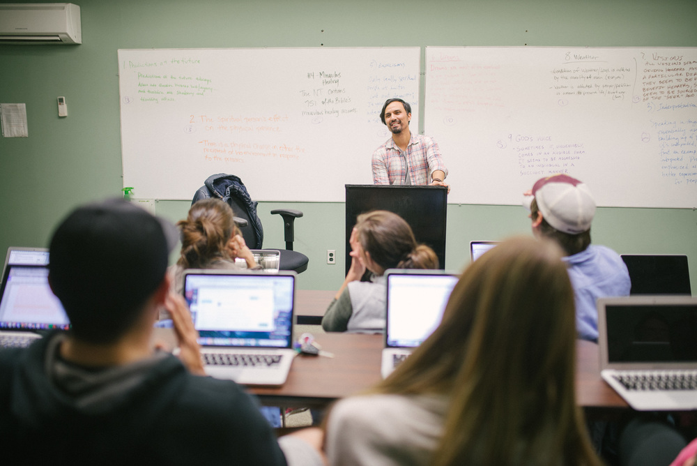 Gregg Garner, the founder and President of G.O.D. International, maintains his role as a lead instructor in both our Biblical Studies and Community Development programs. Students love Gregg's classes, which are at maximum capacity every semester. We're blessed to have him!