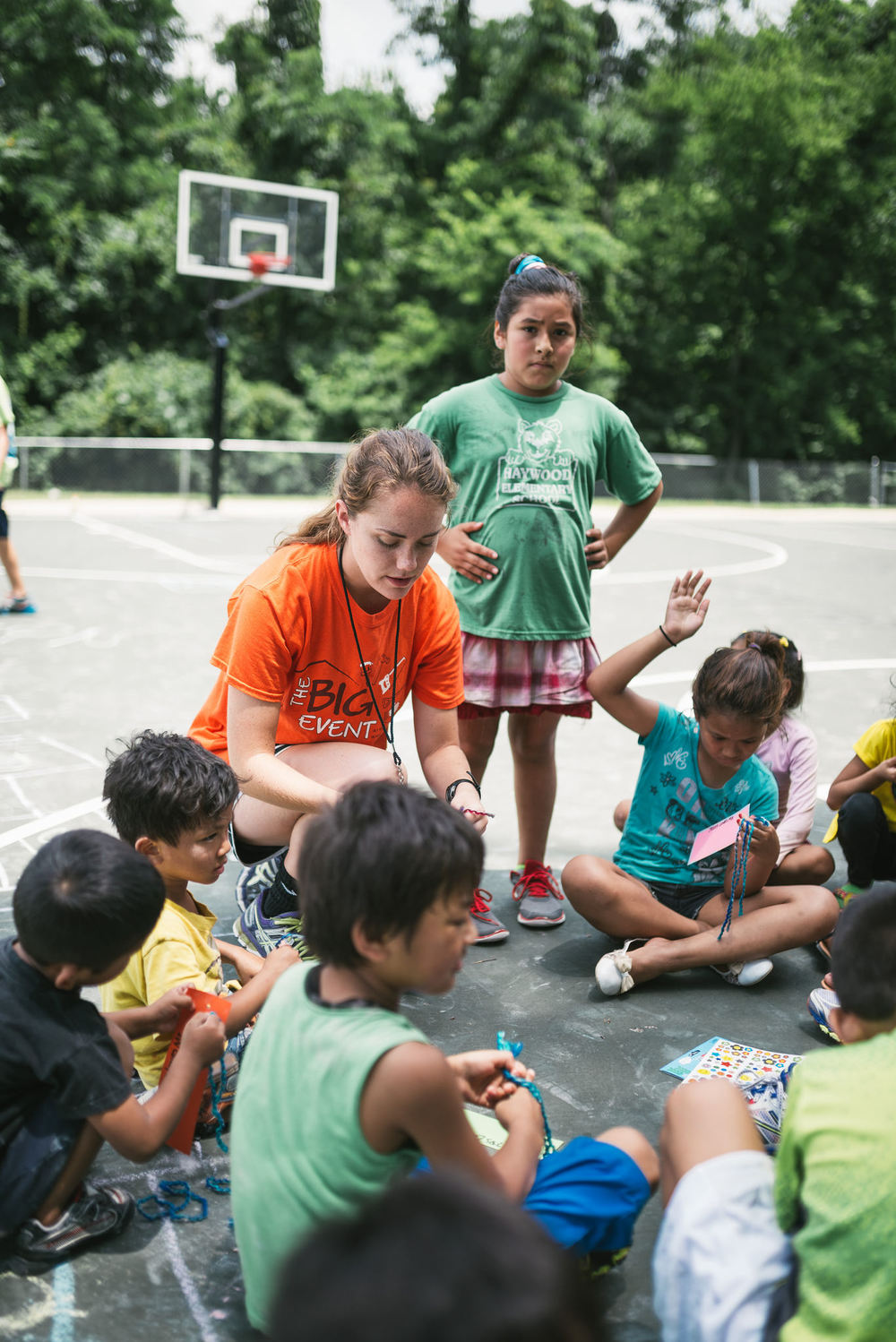 In cooperation with G.O.D.'s Camp Skillz program, SLAM youth will provide day camp activities to hundreds of children in low-income neighborhoods. Our Camp Skillz: Antioch site is particularly focused on children of immigrants and refugees.