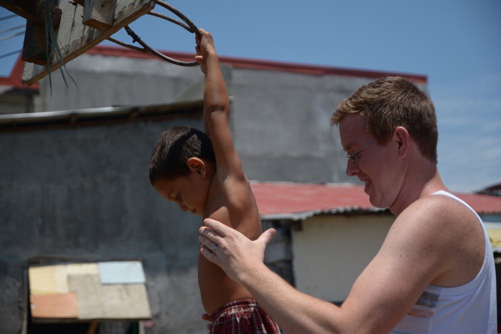 Brett has been part of our Southeast Asian team since 2007 and has since been on multiple trips to serve those in need.