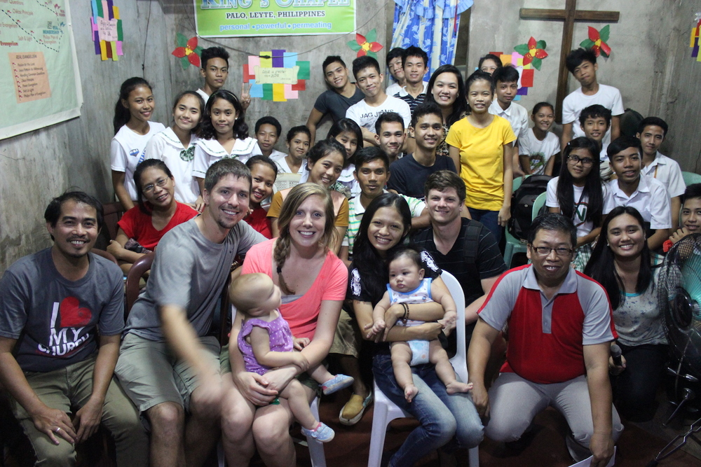 Filipinos value close knit families and friendships. Their external closeness is indicative of internal feelings of connectedness.