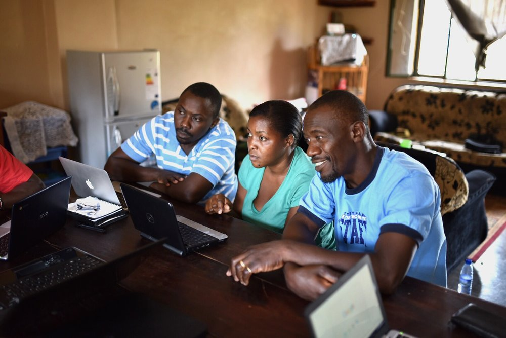 The computers for our cooperatives enhance communication and educational efficiency, allowing us to collaborate better with our efforts in East Africa.