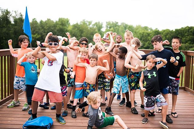 "Via @god_intl     ""Camp Skillz kids: You made friends FASTER than we knew you could, reached HIGHER to accomplish goals together, and came out STRONGER on the other my side! We will miss you! Stay cool and we'll see you next year'✌🏼️😎#campskillz #godintl #nashville #summerfun #summercamp #fordakids #oldhickory #antioch"