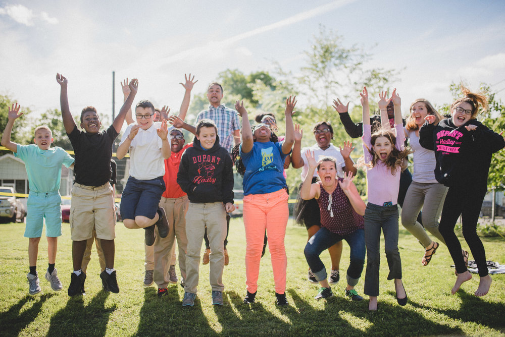 Put simply, we really enjoy our at time at CASE. We're thankful for the opportunity to invest into these students and pray our efforts would produce good fruit in their lives!