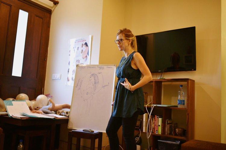 Tara teaching.jpg