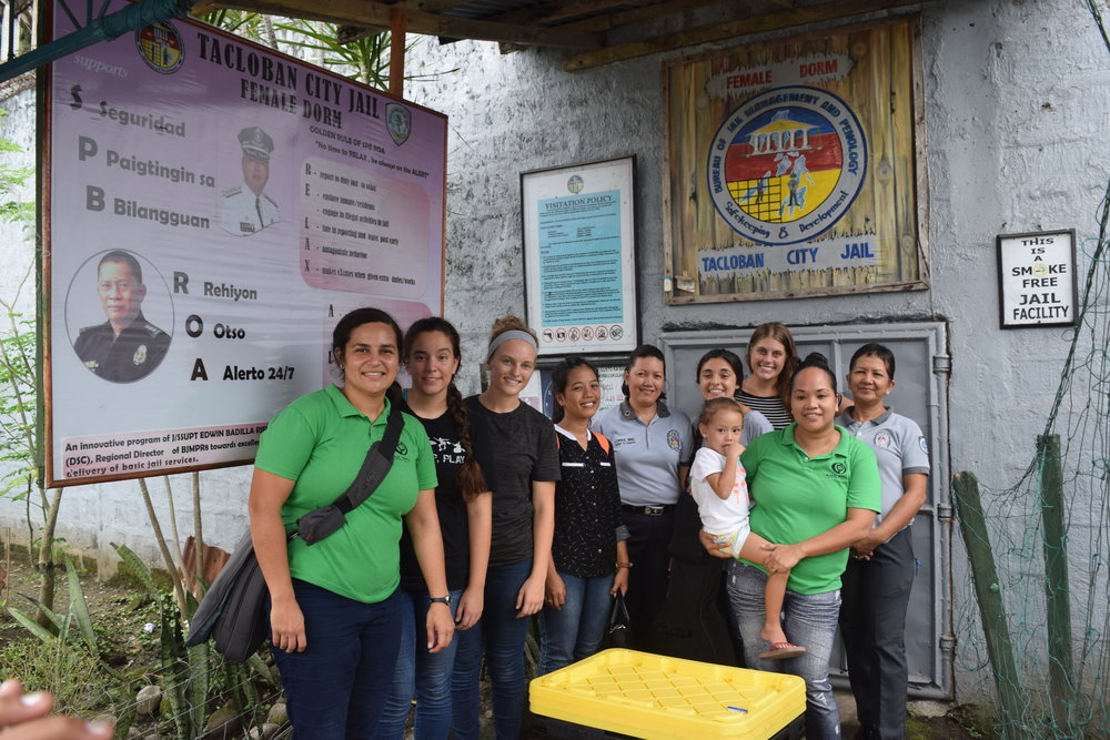 Of any of our reasons, we have the most developed prison ministry in the Philippines. Interns were deeply impacted by sitting and learning the stories of incarcerated women, as well as bringing them much-needed supplies.