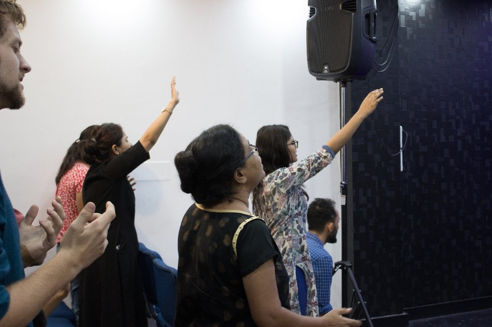 Worship is essential to the life of faith, regardless of culture. One of our favorite things to witness is people of various cultures coming together to worship the Lord in unity, as was the case in India this summer.