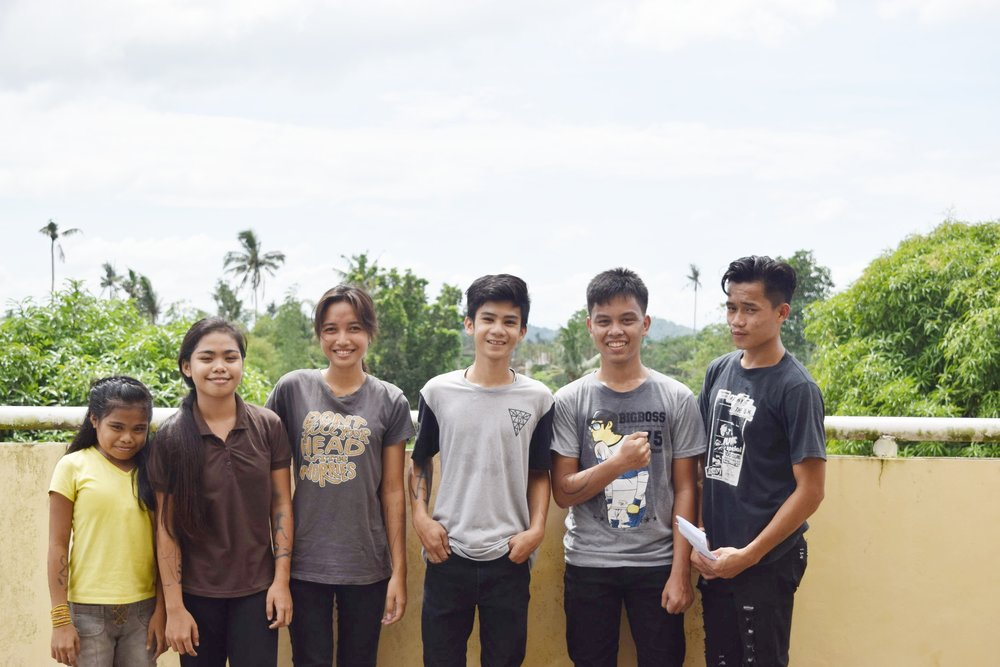 The current students involved in our PAS program.