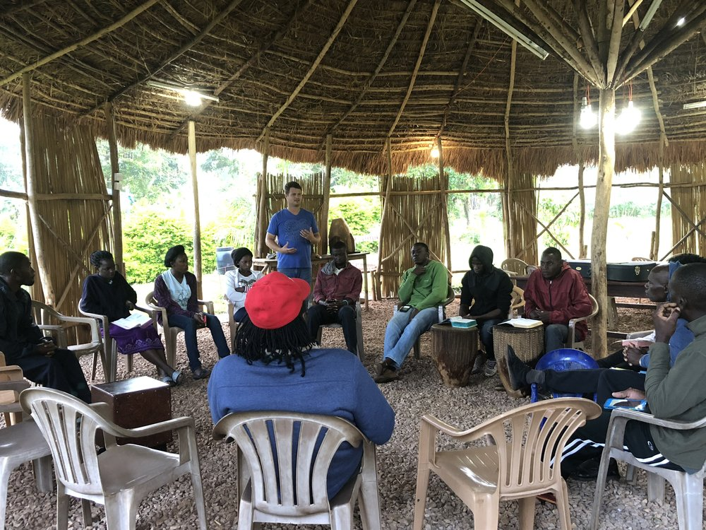 Cameron Kagay is our East Africa Regional Manager and visits Uganda several times a year to evaluate spiritual health, workplace efficiency, and the success of our programs.