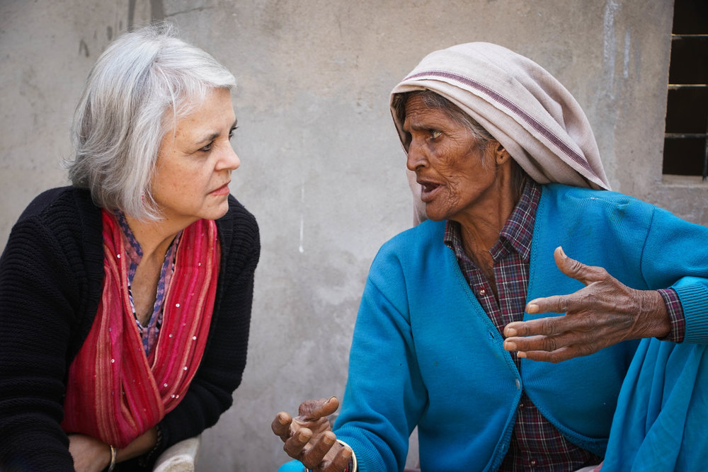 Rosemary Sherrod met Ram Rakhi two years ago while interviewing various women about their experiences with childbirth. When she began sharing her breadth of stories and experiences, it was undeniable that her story needed to be shared.