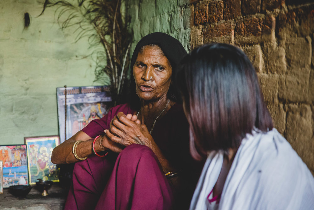 Provide Women's HEalth Education - India's maternal mortality rates are 12 times higher than those of the United States. Help us empower women through health education!