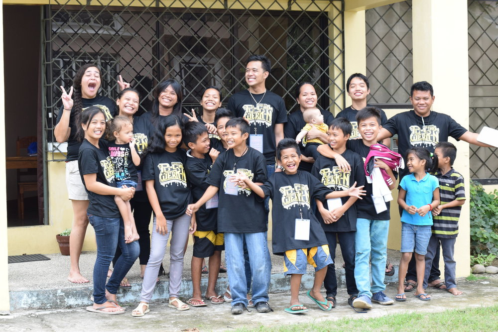 Provide Youth with a Mission - Help rural Filipino kids participate in community service opportunities!