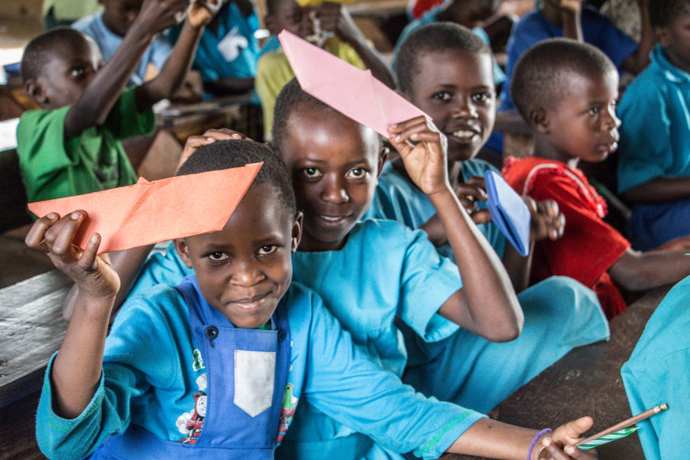 Make School Free - Ensure a child can go to school by giving them the supplies they need--books, pencils, exam fees and menstrual supplies. More often than not, these small things keep kids out of school.
