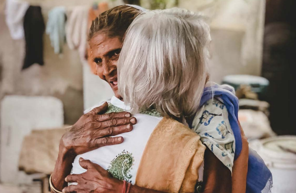 "When Rosemary Sherrod asked this midwife, who had been delivering babies for the last 50 years, how many of the children in the village she had delivered she paused, then answered ""all of them.: This winter, a team will begin a documentary about her store in hopes of preserving her largely unrecognized service to women and children in India's rural villages. In this newsletter, you'll read the stories of individuals like this woman, who have received an open hand, who then in faith open their hands to others."