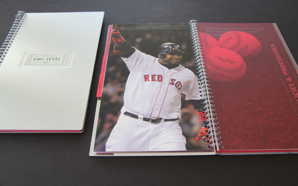 Boston Red Sox EMC Club Information Manual