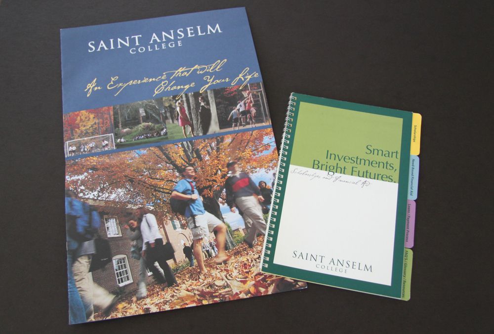 St. Anselm College Viewbook