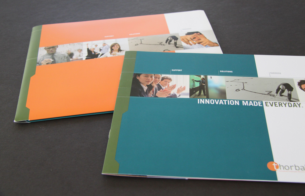 Thorbahn Corporate Materials