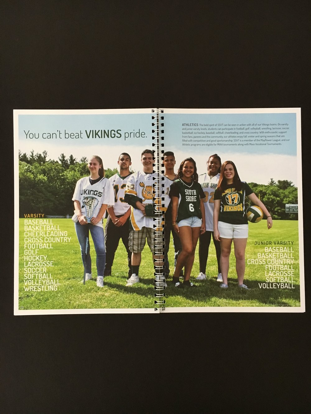 South Shore Vocational Technical High School 2017 Viewbook