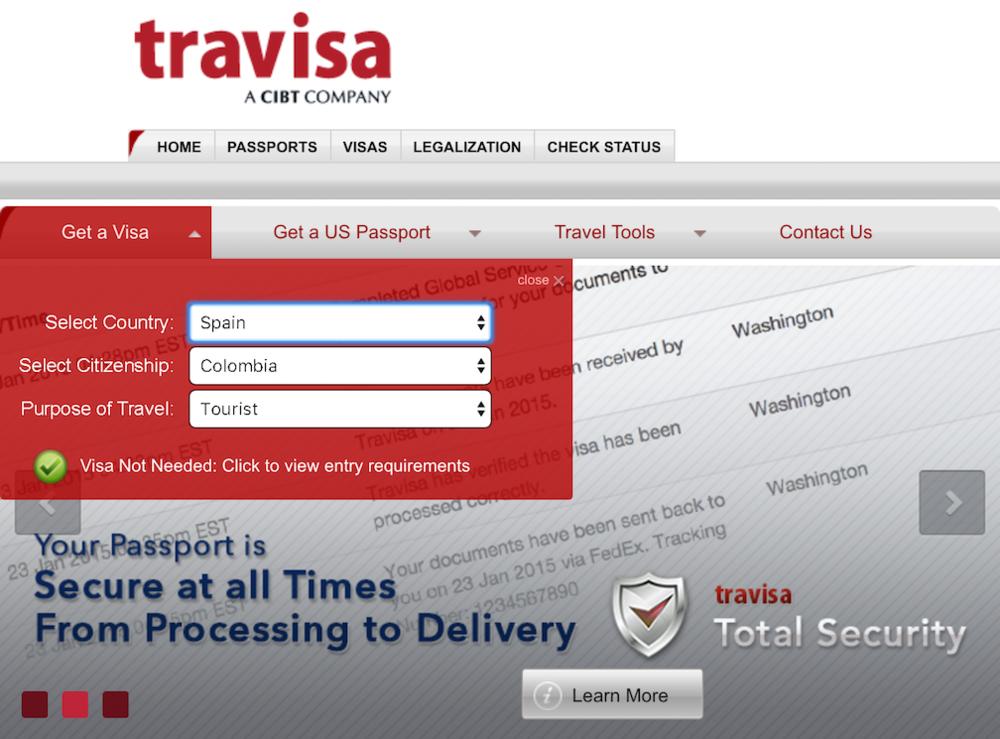 Travisa.com