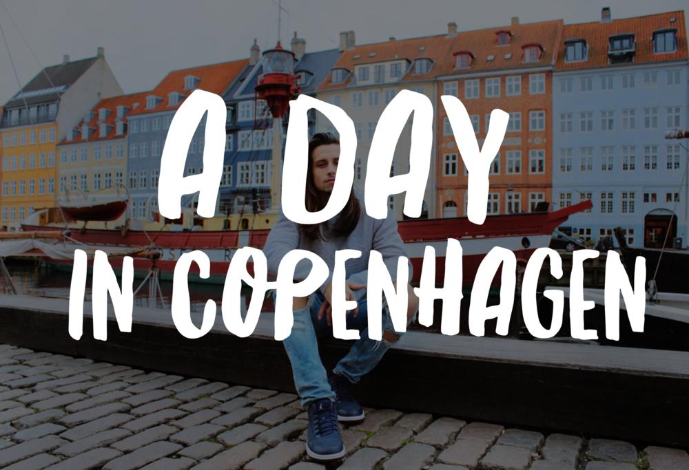 A Fall Day in Copenhagen