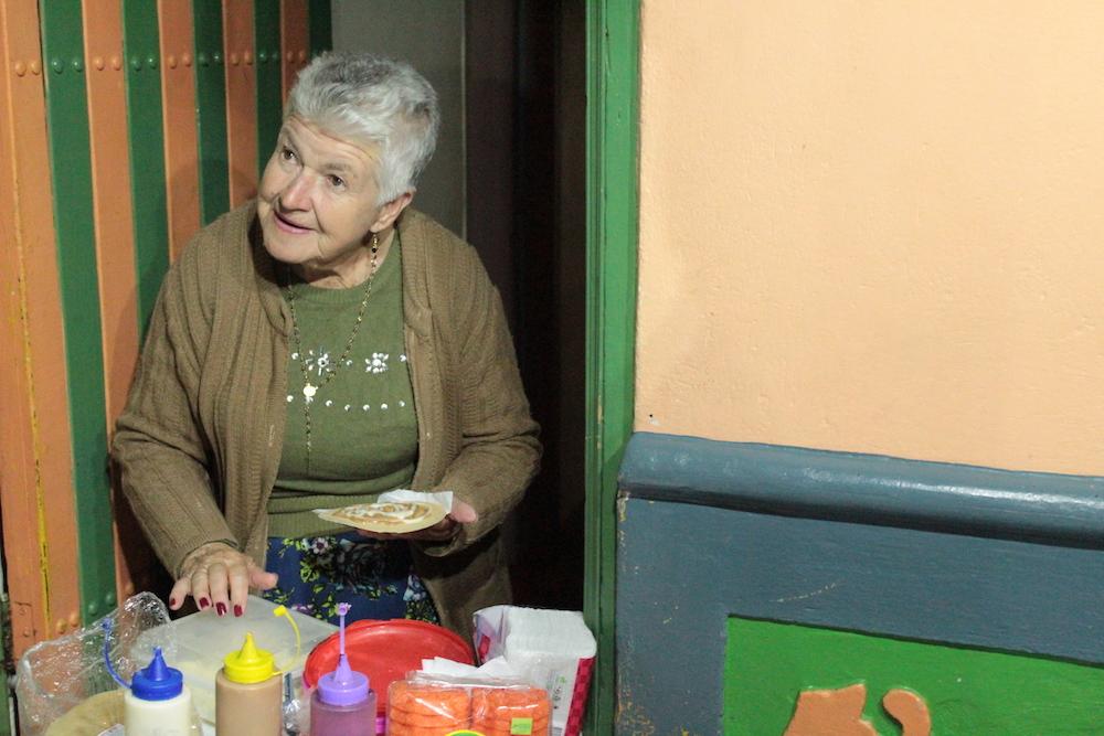 Colombian Abuela